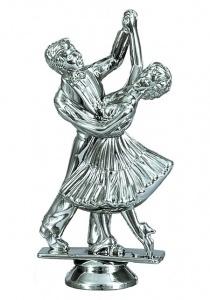Фигурка Танец серебро F06/S