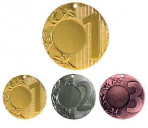 Медаль с местом MMC7150