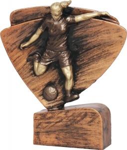 Фигурка Футбол женский RFEL5043