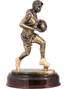 Фигурка Баскетбол женский RTY566