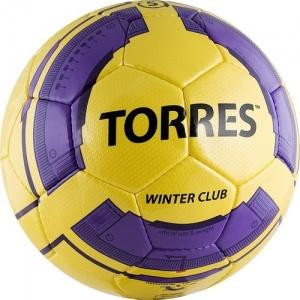 Мяч футбольный Torres Winter Club