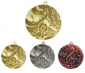 Медаль Музыка MMC3550