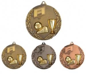 Медаль Баскетбол MD 803