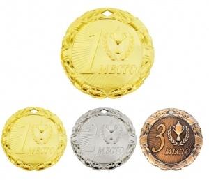 Медаль с местом MD Rus.703