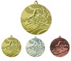 Медаль Плавание MMC2750