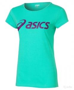 Футболка Asics Logo Tee женская