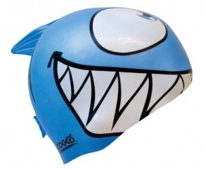 Шапочка плавательная Zoggs Silicone Character Cap (детская)