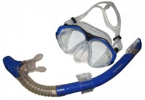 Набор (маска+трубка) Submarine Shark 50