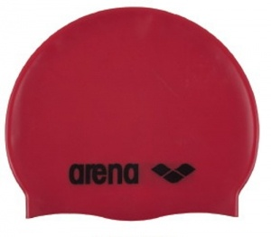 Шапочка плавательная Arena Classic Silicone