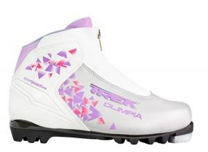 Ботинки лыжные Trek Olimpia NNN женские