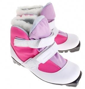 Ботинки лыжные Trek Kids SNS ИК