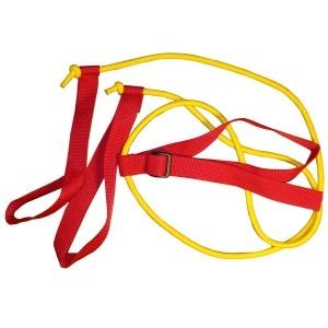 Эспандер лыжника Plastep одинарная резинка