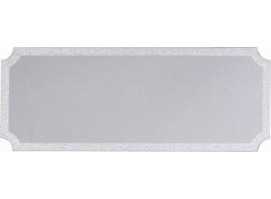 Шильд алюминиевый для гравирования