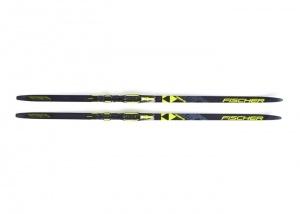 Беговые лыжи Fischer Carbonlite Classic Jr IFP
