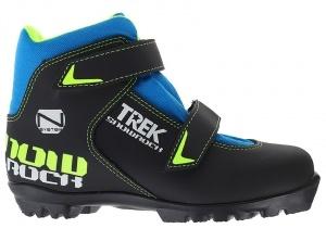 Ботинки лыжные Trek Snowrock1 NNN детские