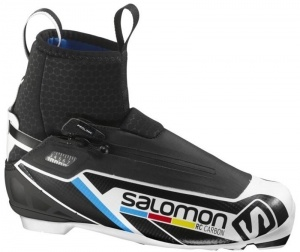 Ботинки лыжные Salomon RC Carbon Prolink NNN