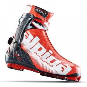 Ботинки лыжные Alpina ED 2.0 jr юниорские