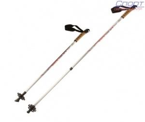 Палки для скандинавской ходьбы Larsen Nordic раздвижные (90-140 см)