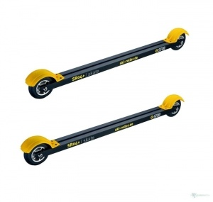 Лыжероллеры SRB Skate Alu 80*24 мм medium SR04+