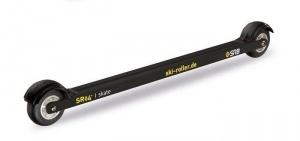 Лыжероллеры SRB Skate Alu 80*24 мм Fast SR04+