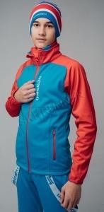 Куртка разминочная Nordski Premium JR (подростковая)