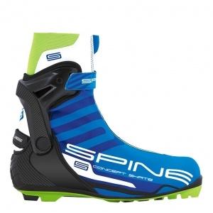 Ботинки лыжные Spine Concept Skate Pro NNN
