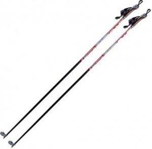 Палки лыжные STC Polo (60% углеволокно, 40% стекло) темляк биатлон